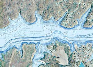 Ocean Surveys - Volume Calculations