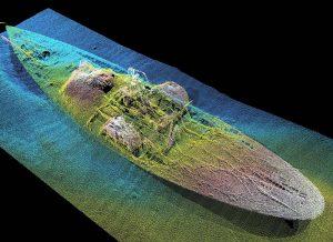 Ocean Surveys - Archaeological Surveys
