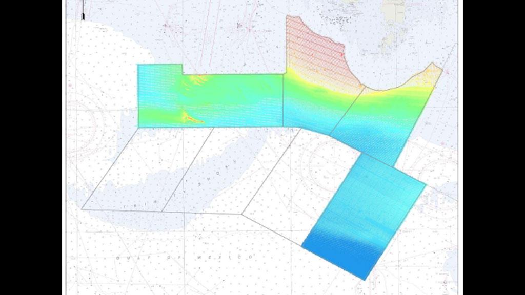 Charting Navigable Waters Ocean Surveys